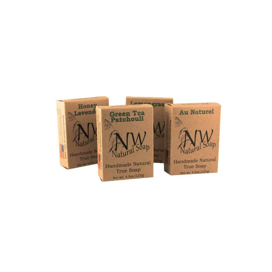 Kraft Boxes for Soaps