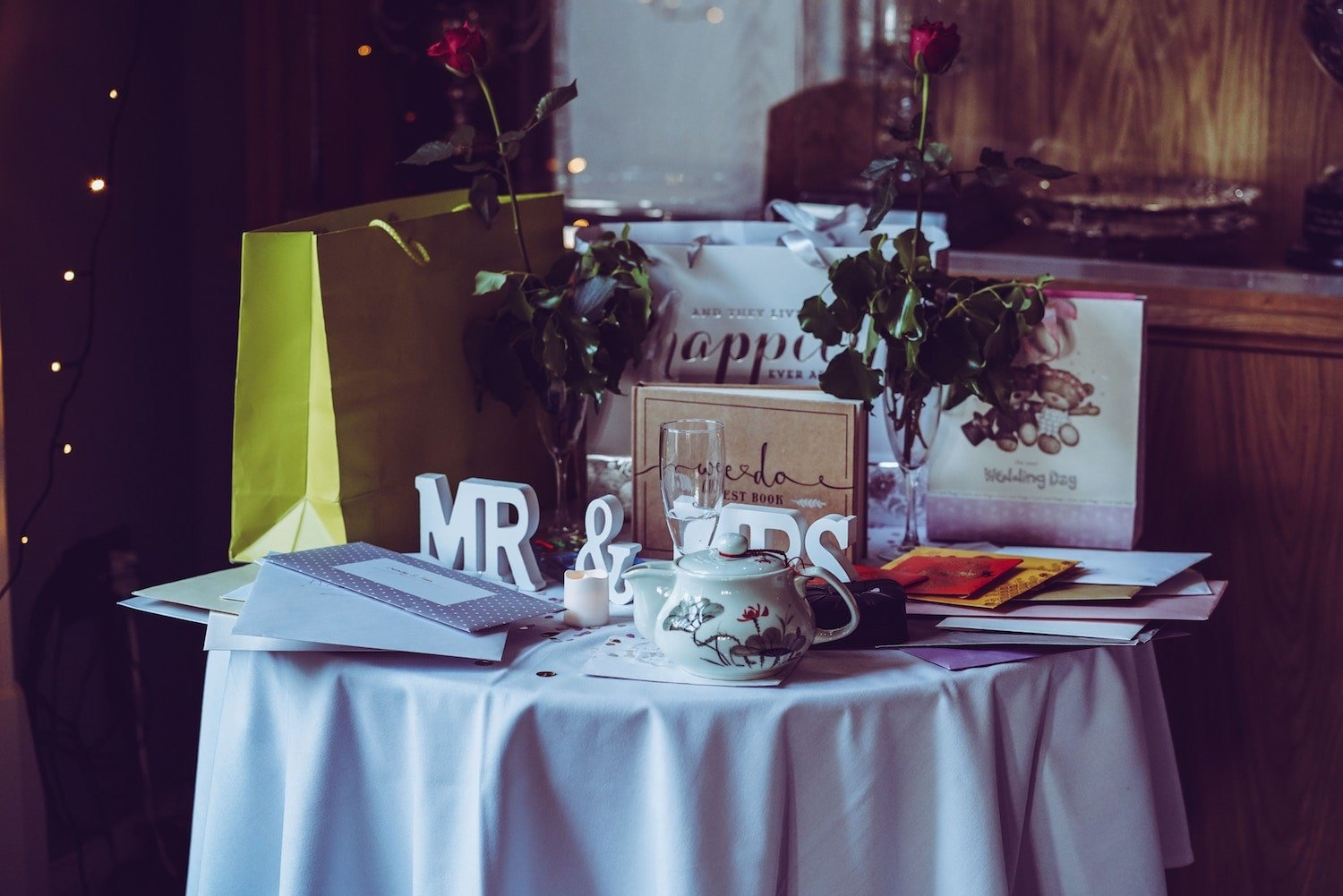 why use wedding card boxes