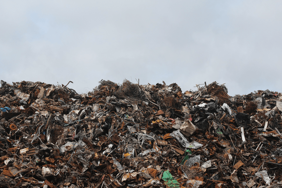 eco friendly packaging trash recycling facts