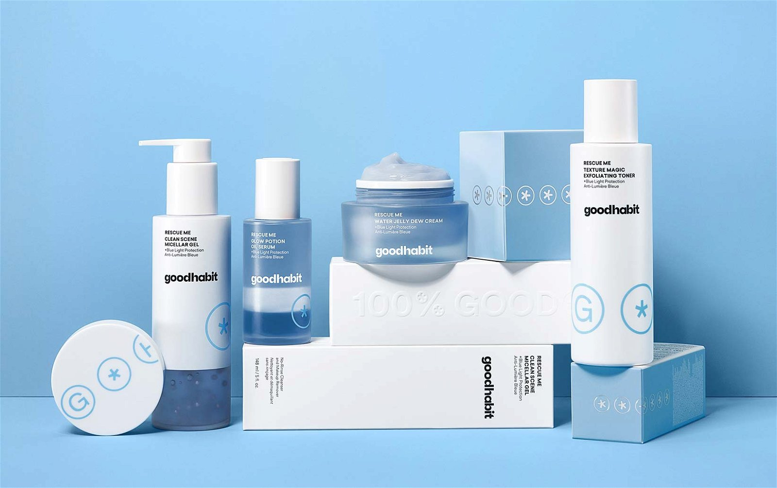 first steps cosmetic packaging design
