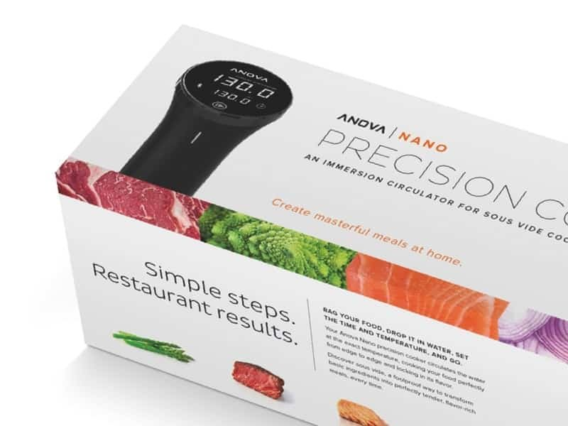 packaging box design idea use product photography